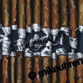 Cigar In Cigars - cigar art