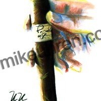 Go to No 9 by Cigar Artist Mike Uhren